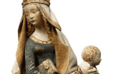 Jour de retraite : Marie, bénie entre toute les femmes