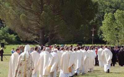 Pentecôte : pèlerinage de Provence