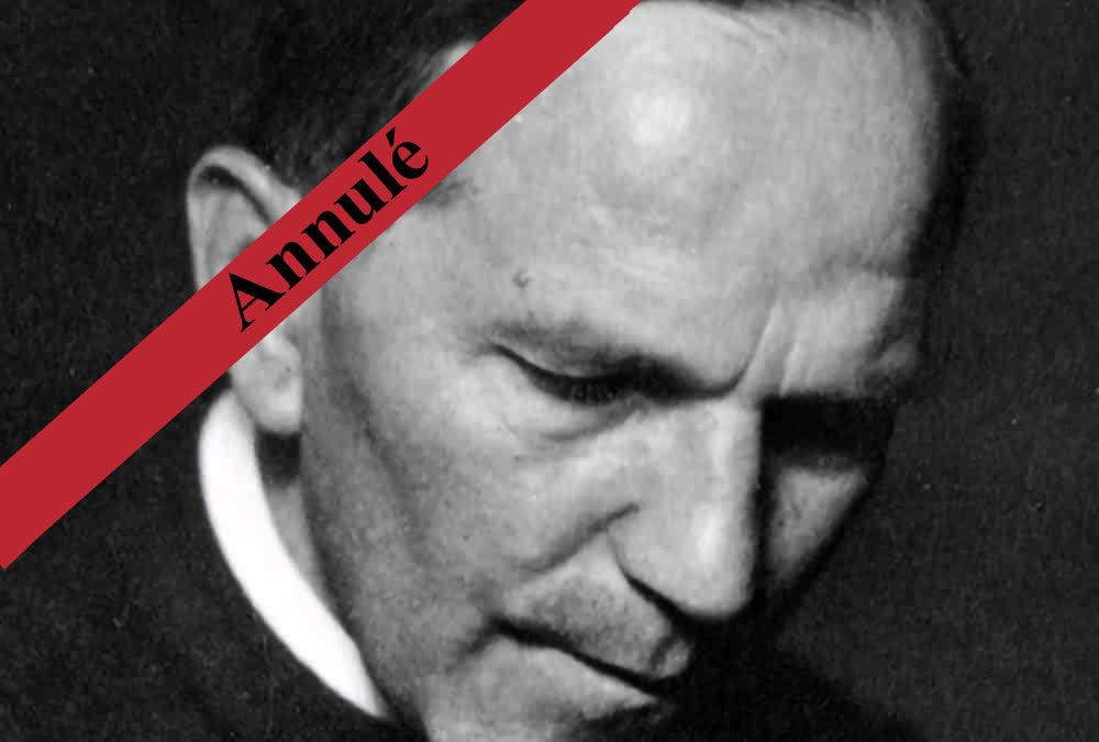 Autour de Maurice Zundel