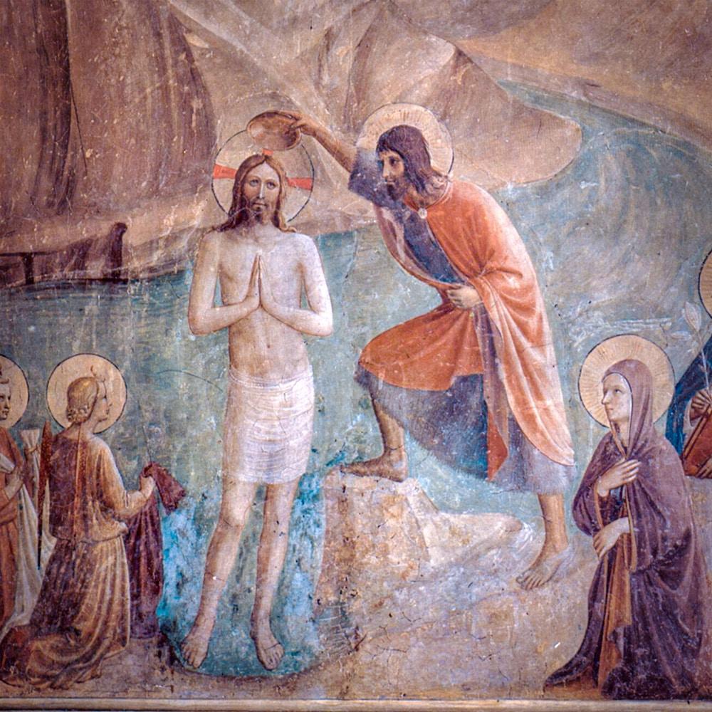 Session de théologie sur le Christ