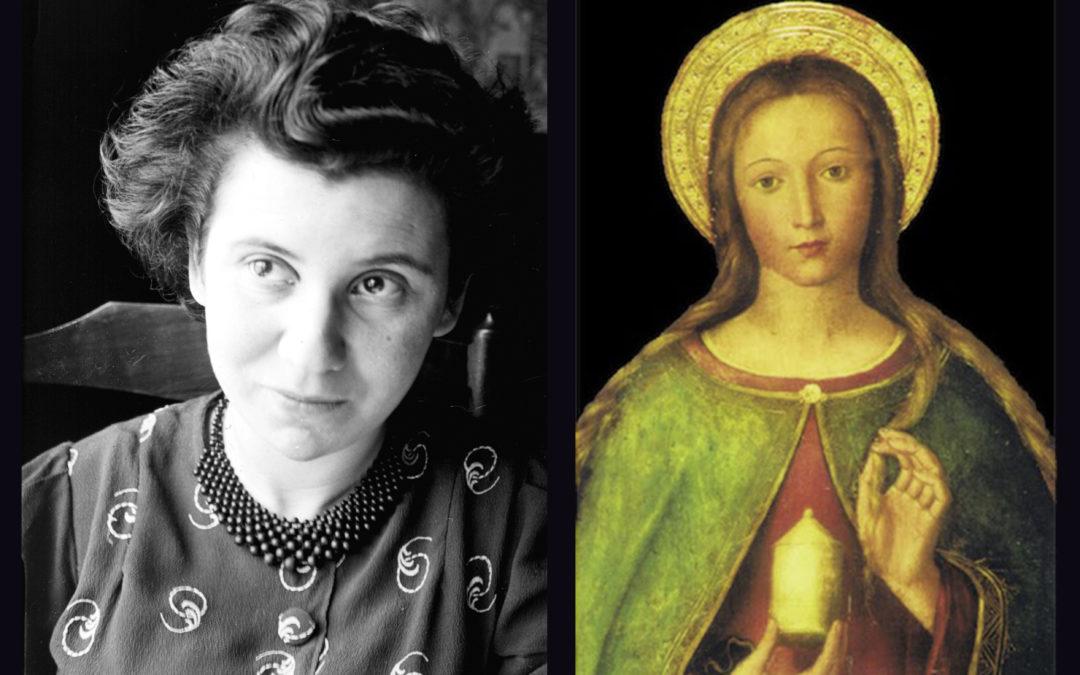 Journée d'étude – Trouver Dieu au sein du chaos :  Etty Hillesum et Marie-Madeleine, deux voix en résonance