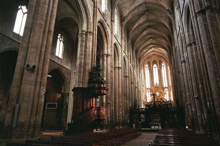 Journée culturelle : visite de la basilique de saint Maximin